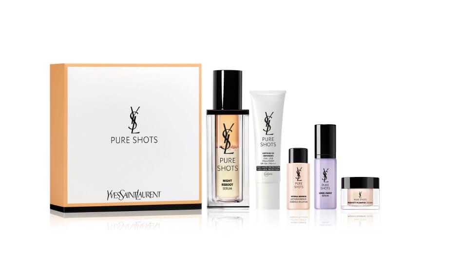 Pure Shots Night Serum Starter Kit